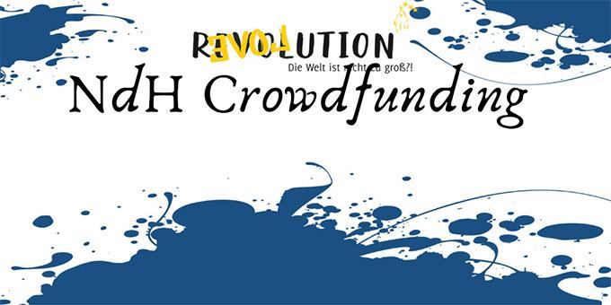 NdH Crowdfunding-Initiative (Foto: NdH)