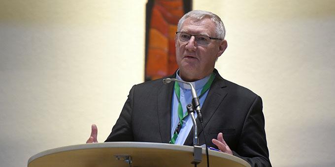 Pater Ludwig Güthlein, Leiter der Schönstatt-Bewegung Deutschland (Foto: Klaus Kröper)