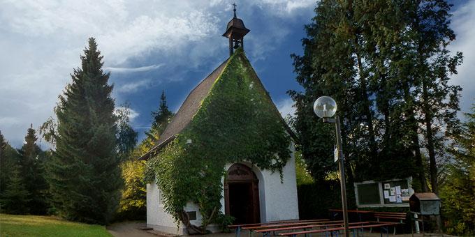 Das Schönstatt-Heiligtum in Lebach feierte 50. Einweihungstag (Foto: Brehm)