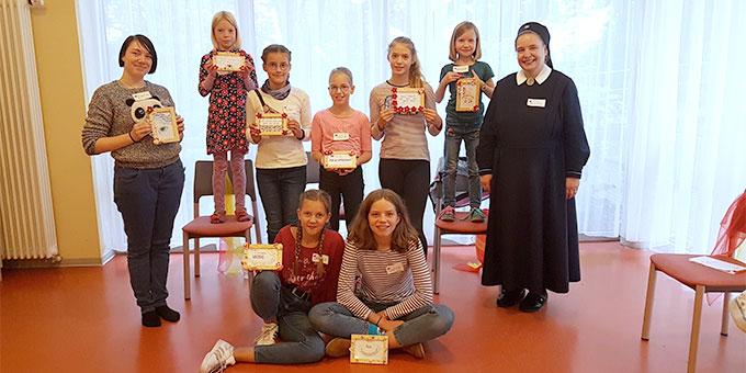 Gemeinschaftstag der SchönstattMJF für Mädchen in Naundorf (Foto: Mickel)
