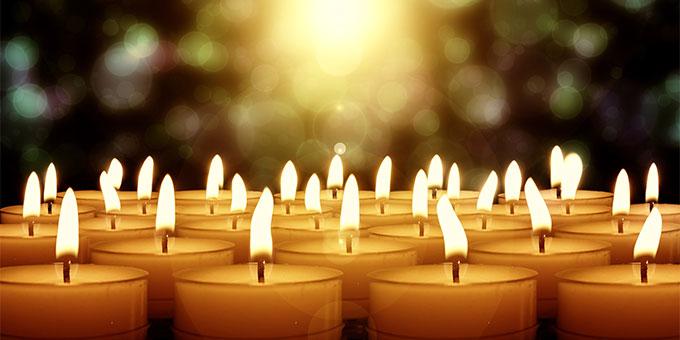 Advent - warten auf das Licht: Jesus, der herunterkommende Gott