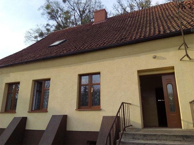 Die ehemalige Schule von Josef Engling könnte als Übernachtungs- und Begegnungshaus in Frage kommen (Foto: Josef Engling Verein Prosity)