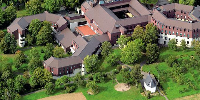 Seminarzentrum Marienland, Vallendar (Foto: bildungsstaette-marienland.de)