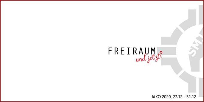 """Einladung zur Jahreskonferenz 2020 der Schönstatt-Mannesjugend in Deutschland, Österreich und der Schweiz mit dem Motto """"Freiraum – und jetzt?"""" (Foto: SMJ)"""