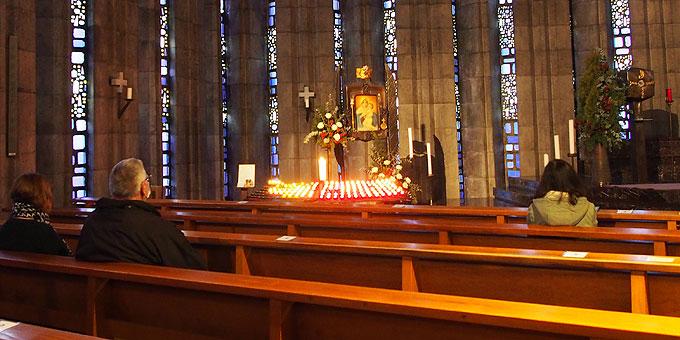 """Lichtvolles Weihnachten: """"Was für ein schöner Anblick!"""" kommentiert Gabriele F.-J. dieses Bild (Foto: SMAH)"""