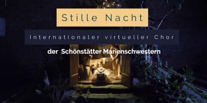 Stille Nacht: Schönstätter Marienschwestern