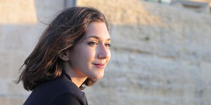 Frau: Auf der Suchen nach der Ballance zwischen der eigenen Persönlichkeit, verschiedensten Beziehungen, Beruf und Weltgestaltung (Foto: s-fm.de)