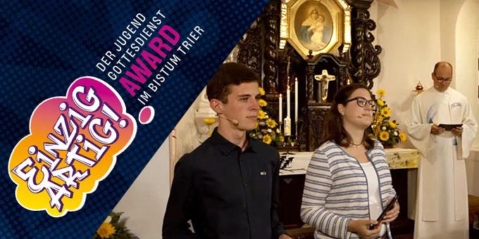 NdH-Liebesbündnisfeier ist Sieger beim JugendGottesdienstAward des Bistums Trier