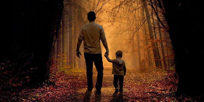 Herausforderung: Mann sein und Kind bleiben (Foto: Lorraine Cormier, Pixabay)