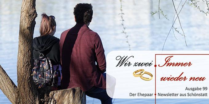 "Ehepaar-Newsletter 03/2021 ""Wir zwei - Immer wieder neu""  (Foto: Candid-Shots, pixabay.com)"