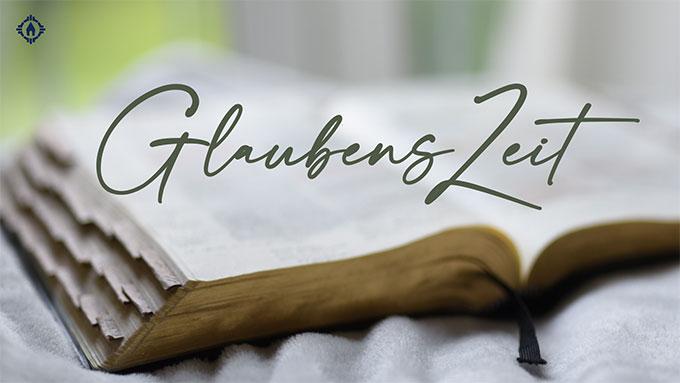 GlaubensZeit - SonntagsGedanken auf Ostern zu (Foto: s-fm.de)