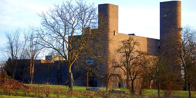 Anbetungskirche Berg Schönstatt (Foto: Brehm)