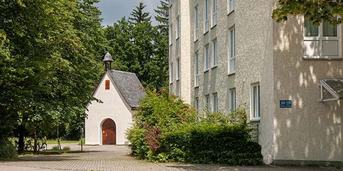 Schönstatt-Kapelle und -Zentrum in München Solln (Foto: Stefan Strecker)