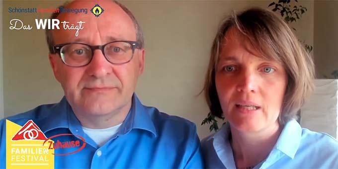 Hugfanginn. Heute das Morgen gestalten. | Christine & Erwin Hinterberger (Foto: Familienfestival2021)