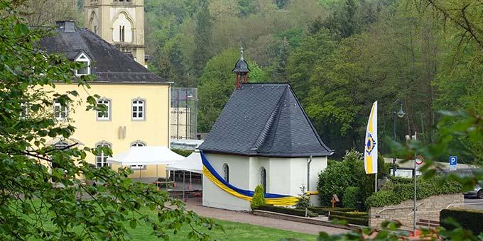 Urheiligtum, Schönstatt, Vallendar (Foto: Trieb)