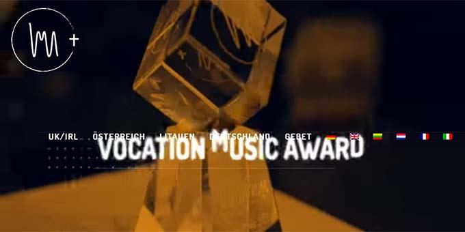 VOCATION MUSIC AWARD (www.vocation-music-award.com)