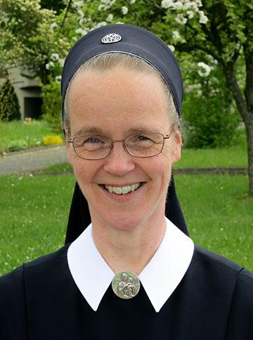 Schwester M. Sophia übernimmt die Leitungsaufgabe in der Schönstattbewegung Frauen und Mütter (Foto: Reiling)