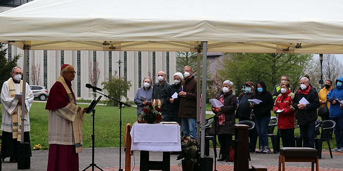 Weihbischöfe, Domkapitulare (Foto: SMAH)