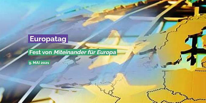 Europatag am 9. Mai 2021 (Foto: together4europe.org)