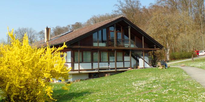 (Foto: Schönstatt-Zentrum beim Canisiushof, Kösching)
