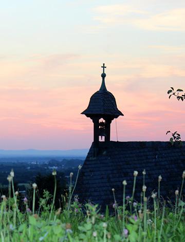 In allen Schönstatt-Zentren ist das Heiligtum eine besondere Oase der Ruhe und Kraft (Foto: Marienfried, Oberkirch)