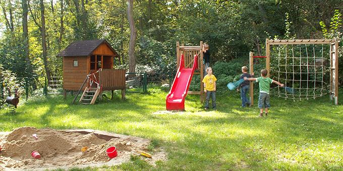 Spielplatz (Foto: Haus der Familie, Vallendar)