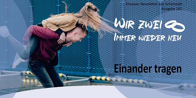 "Ehepaar-Newsletter 06/2021 ""Wir zwei - Immer wieder neu""  (Foto: StockSnap, pixabay.com)"