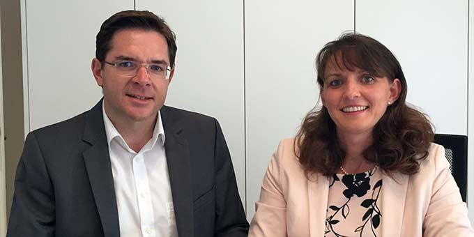 Ehepaar Beate und Prof. Dr. Christian Glöggler nahmen am Online-Forum Amoris Laetitia des vatikanischen Dikasteriums für Laien, Familie und Leben teil  (Foto: privat)