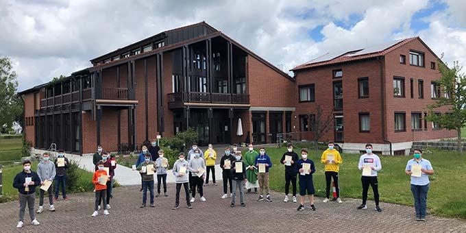 Gruppenleiterschulung der SMJ Freiburg im Schönstatt-Zentrum Weiskirchen (Foto: Valentin Frisch)