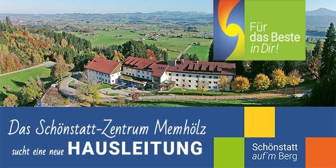 Schönstatt auf'm Berg, Memhölz (Foto: Schönstattzentrum Memhölz)