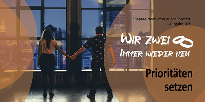 "Ehepaar-Newsletter 07/2021 ""Wir zwei - Immer wieder neu""  (Foto: StockSnap, pixabay.com)"