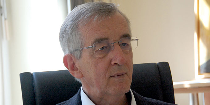 Prof. em. Pater Dr. Heribert Niederschlag SAC (Foto: Brehm)