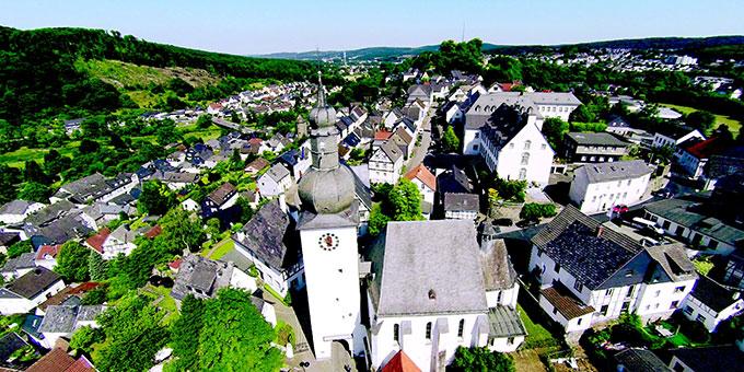 Arnsberg - Perle des Sauerlandes (Foto: kschoe, pixabay.com)