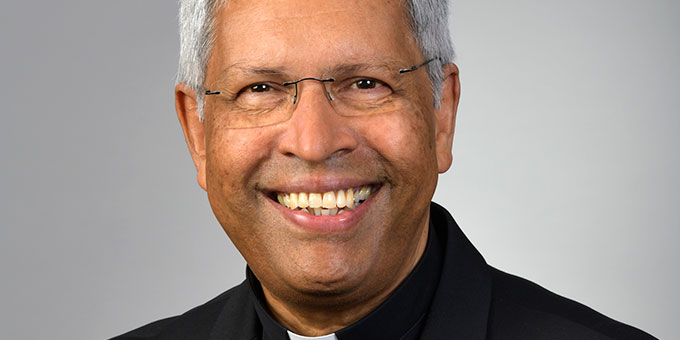 Prof. P. Dr. George Augustin SAC, Professor für Dogmatik und Fundamentaltheologie an der Philosophisch-Theologischen Hochschule Vallendar (PTHV) (Quelle: Kardinal Kasper Institut)
