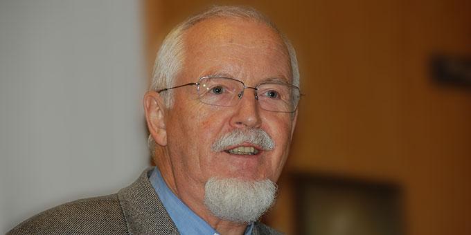Pater Elmar Busse,  Fachbereichsleiter Spiritualität in der Katharina Kasper Stiftung, Dernbach (Foto: Brehm, Archivfoto)