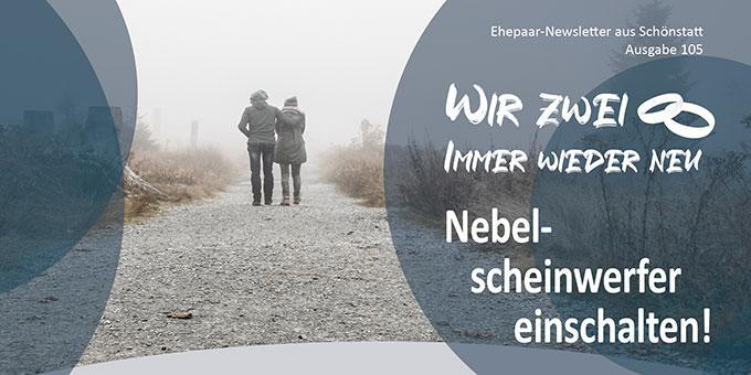 """Ehepaar-Newsletter 09/2021 """"Wir zwei - Immer wieder neu""""  (Foto: pixabay.com)"""