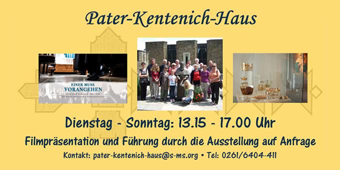 Pater-Kentenich-Haus auf Berg Schönstatt, Vallendar (Foto: s-ms.org)