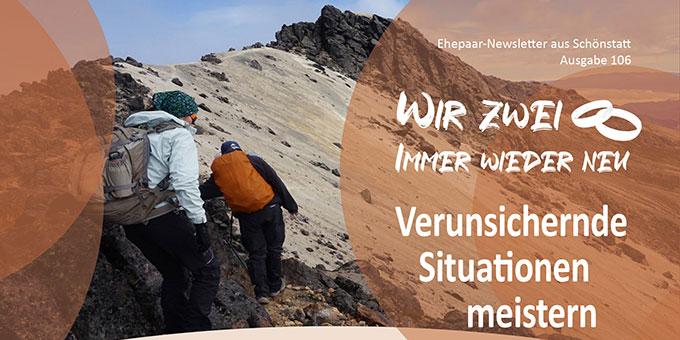 """Ehepaar-Newsletter 10/2021 """"Wir zwei - Immer wieder neu""""  (Foto: pixabay.com)"""