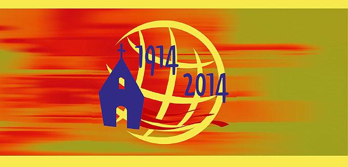 Logo 100 Jahre Schönstatt 1914-2014